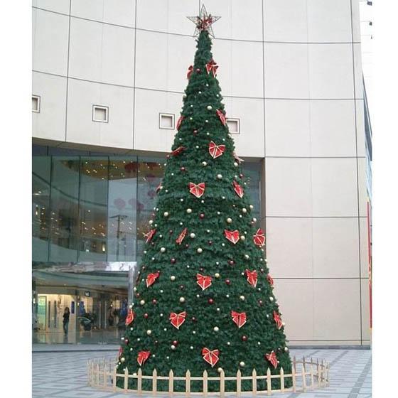 太原智慧圣诞树专业制作大型钢结构圣诞树