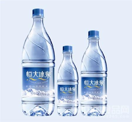 韩国矿泉水广告海报