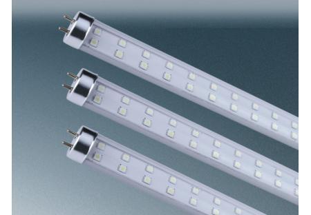 与双端led灯管相比,单端进线意味着排除了安装过程中另一端带电所带来
