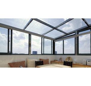 产品介绍: 阳光房造型新颖,设计美观大方,构造安全,全面支持任意角度