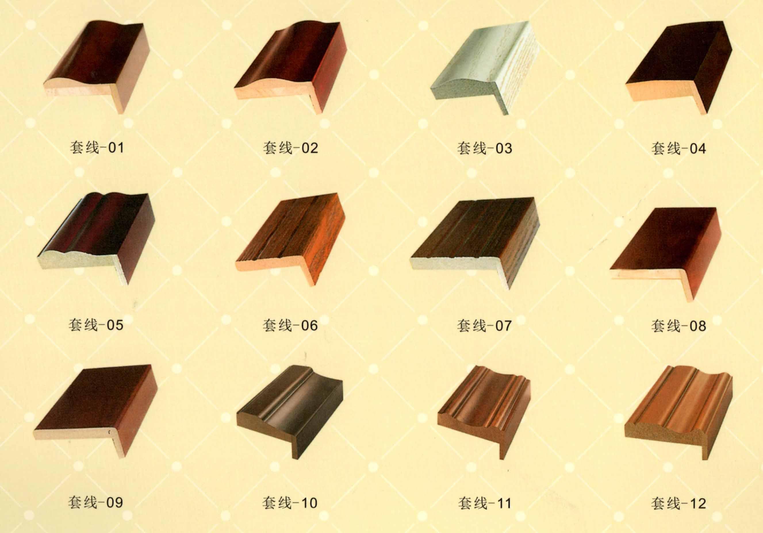 实木复合门,是指以木材、胶合材等为主要料复合制成的实型体或接近实型体,面层为木质单板贴面或其他覆面材料的门。在实木复合门中,常以普通木材指接材为基材,起结构连接和框架作用,提高抗变形能力;木材纹理装饰性强,以珍贵树种等制作的薄木,用作门的表面装饰材料,能够真实地体现木材的特征;所用的人造板主要是中纤板,其材质均匀,铣削加工性能好,可用作造型构件。因此,实木复合门是充分利用了各种实木复合门材质的优良特性,避免了采用成本较高的珍贵木材,在不降低门的使用和装饰性能的前提下,有效地降低生产成本。除了良好的视觉效果