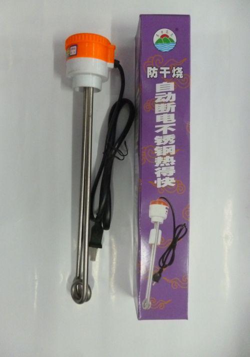 铂电阻变送器与热得快接线图
