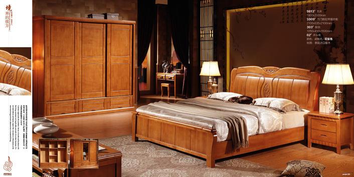 结实耐用;橡木加工性能良好,适合用来制作欧式风格的家具.