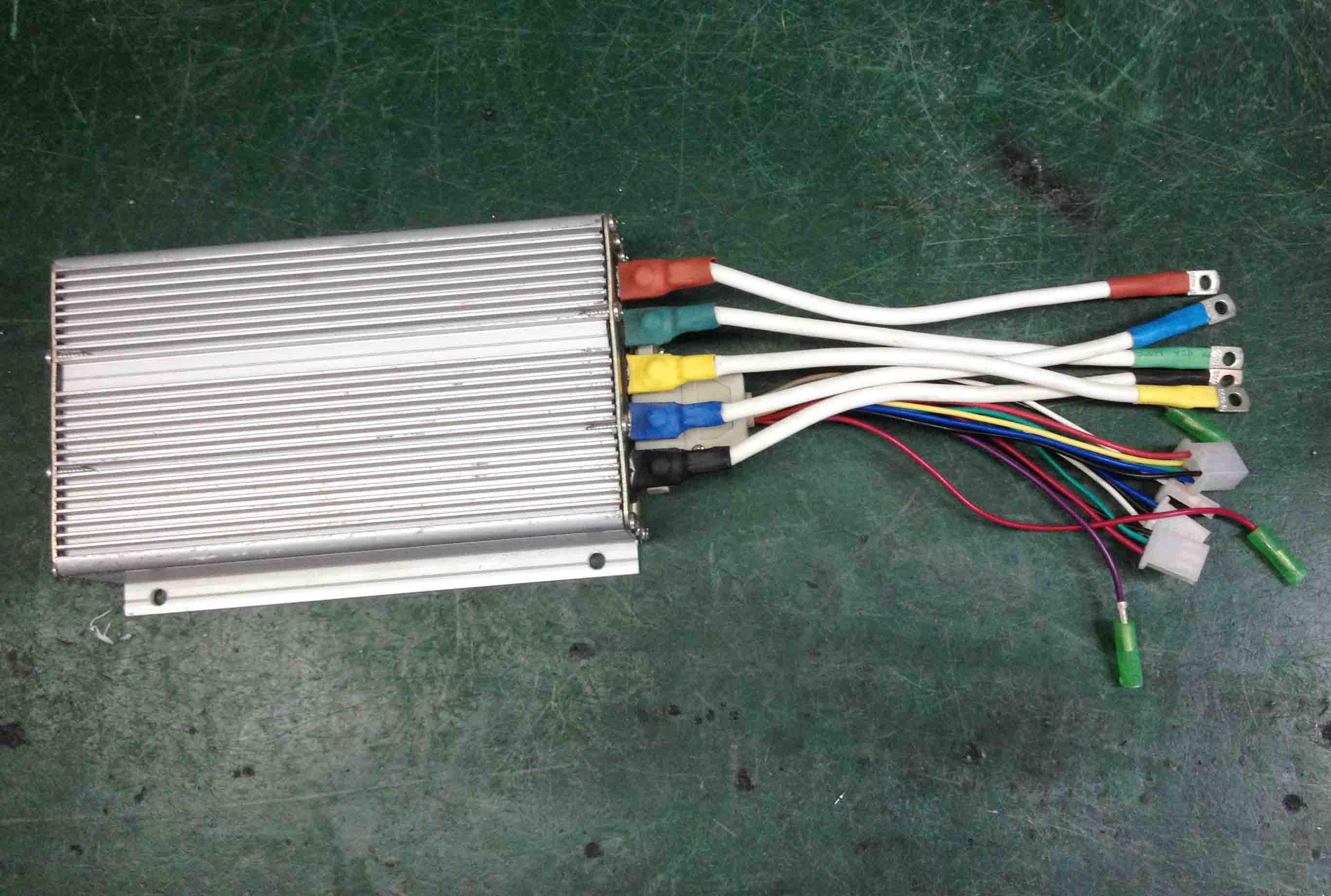 拓邦控制器0011 成都电动三轮车配件专卖|成都电动车