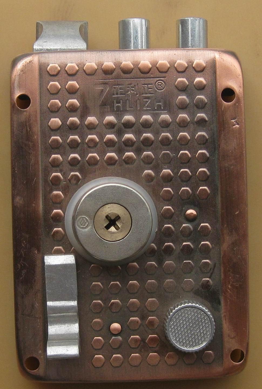 单元门锁电路图