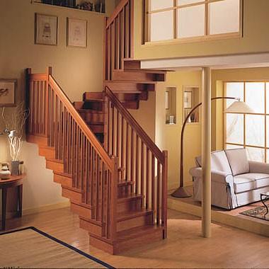 楼梯展厅设计图