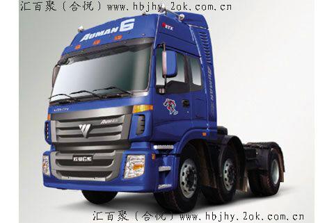 欧曼牵引车-车辆展示-重庆汇百聚(合悦)运输公司