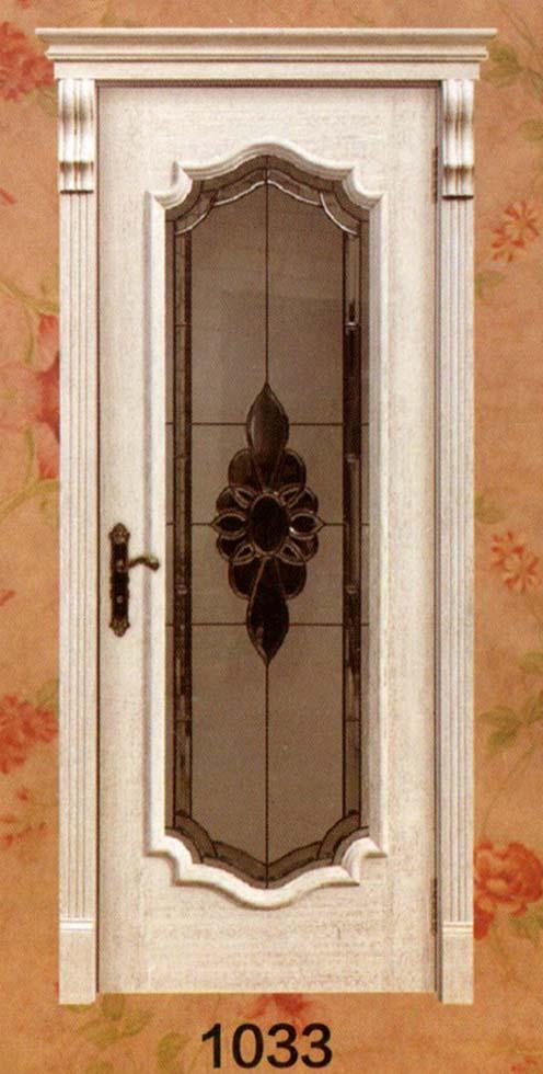 欧式木质造型背景墙边框