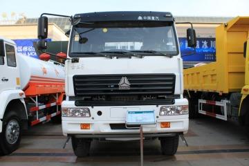 中国重汽 金王子重卡 266马力 8x4 载货车(平顶)(zz13