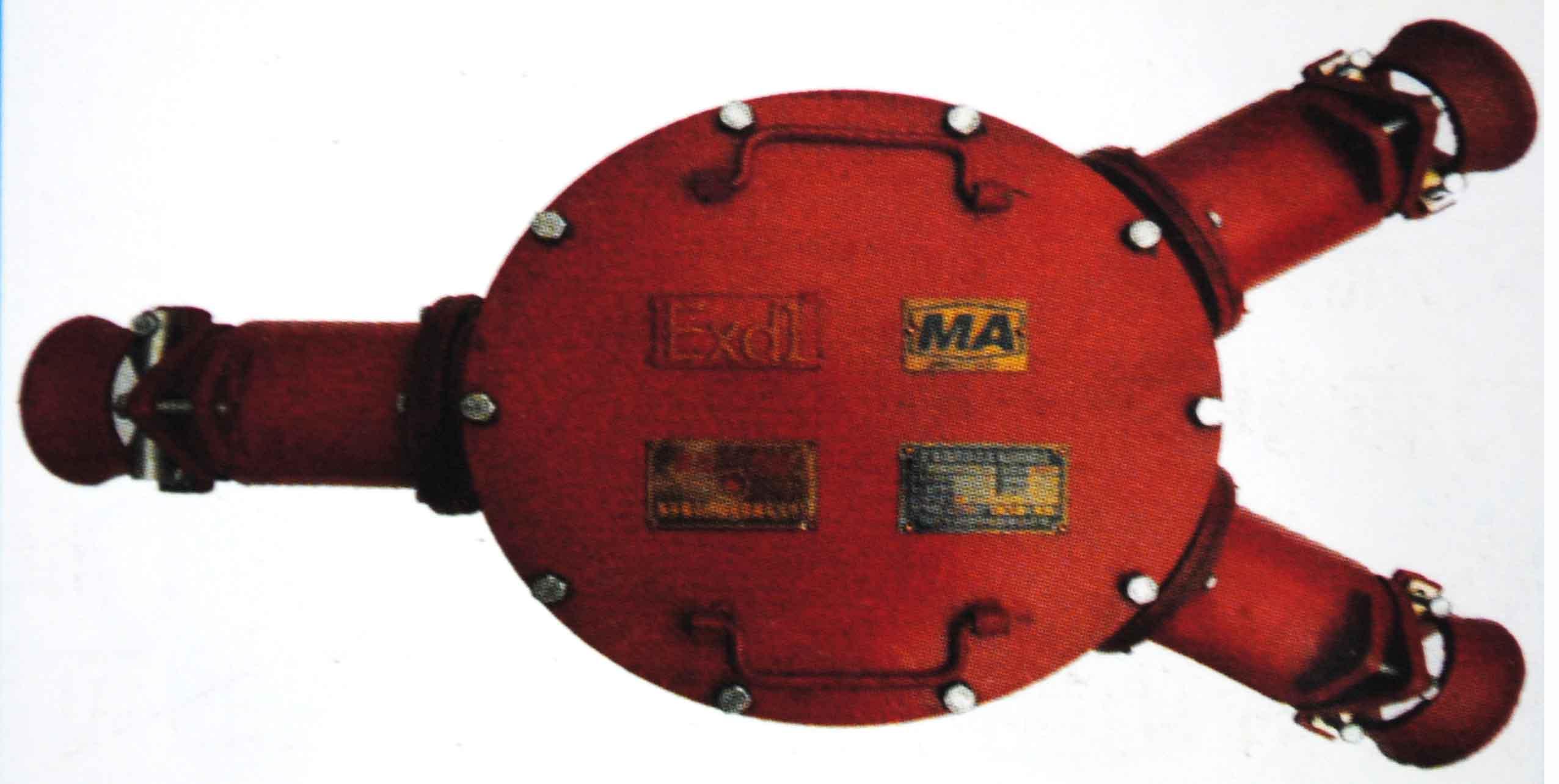 煤矿机电接线图