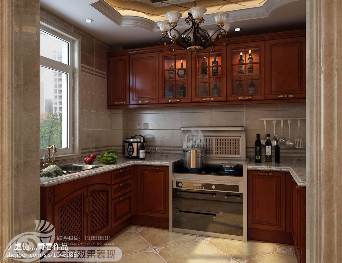 橱柜 厨房 家居 设计 装修 1100_846