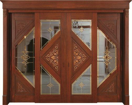 欧式的反面铜门图片