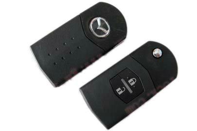 马6遥控钥匙电路图