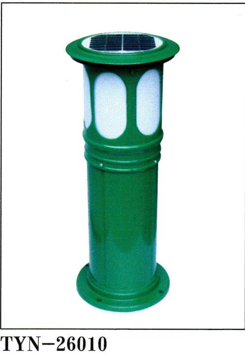 垃圾桶 垃圾箱 路灯