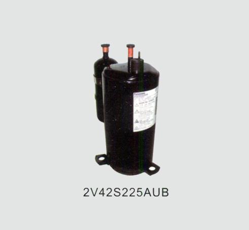 松下空调压缩机2v42s225aub
