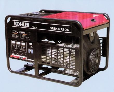 美国科勒汽油发电机15千瓦