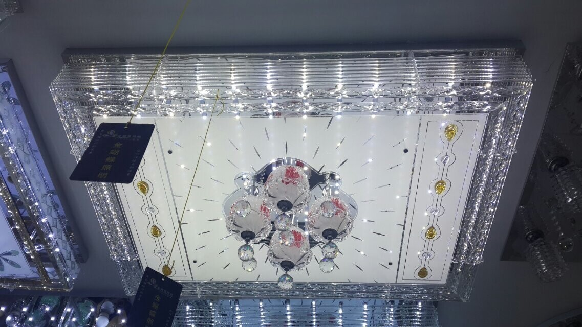 客厅水晶灯 侯马奥科特照明|晋南地区最大的灯具批发