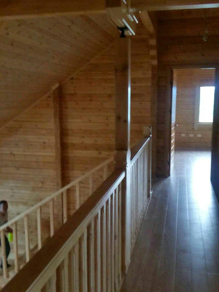木屋系列 木屋系列 产品展厅 产品展厅  商品名称: 集成材木屋室内一