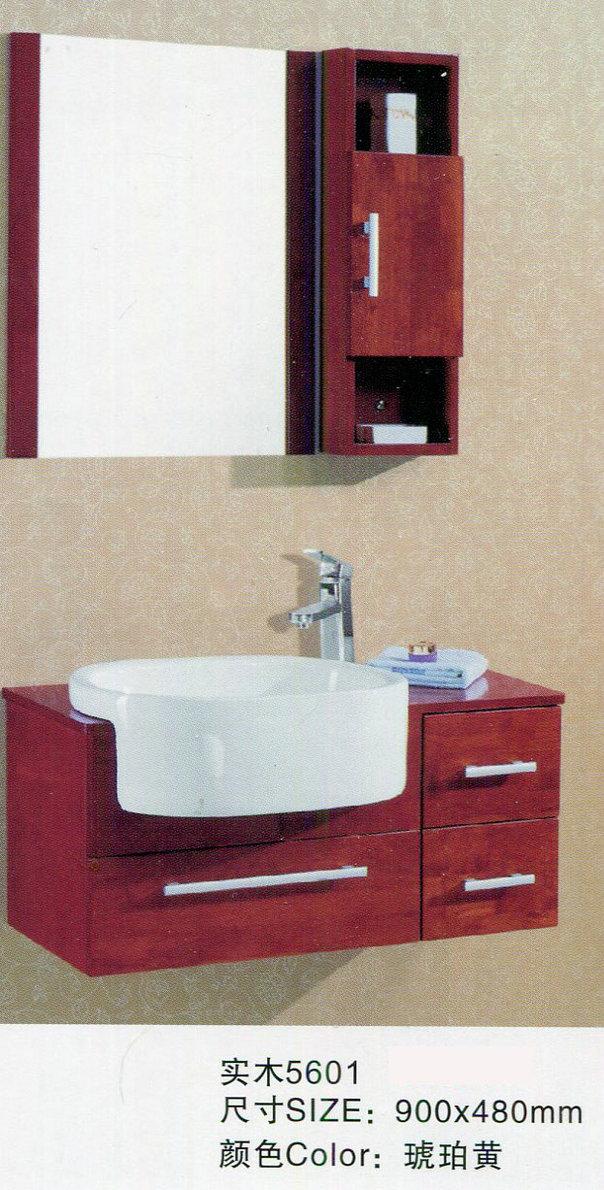 人造石材,防火板,烤漆,玻璃,金属和实木等;基材是浴室柜的主体,它被面