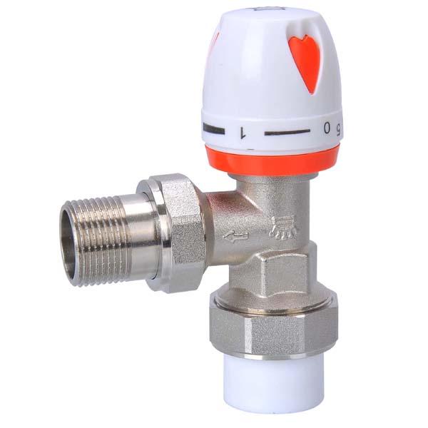 商品名称: 双色手轮pp-r角型温控阀 商品名牌: 联塑 商品型号图片