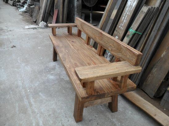 手工实木休闲椅子