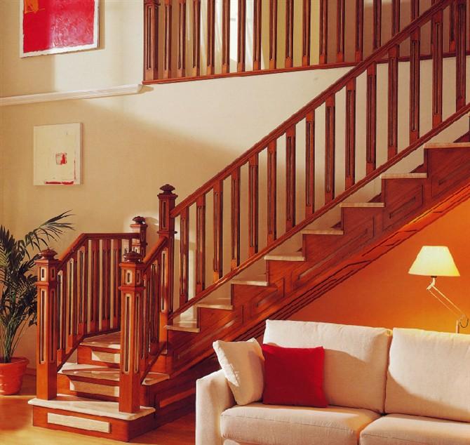 泰国橡木楼梯
