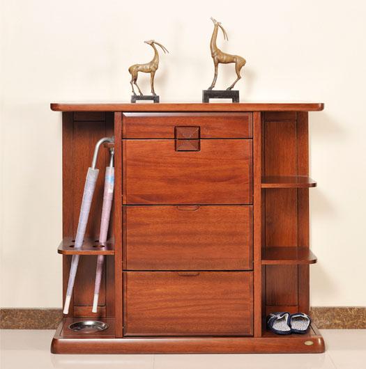 鞋柜折叶安装步骤图