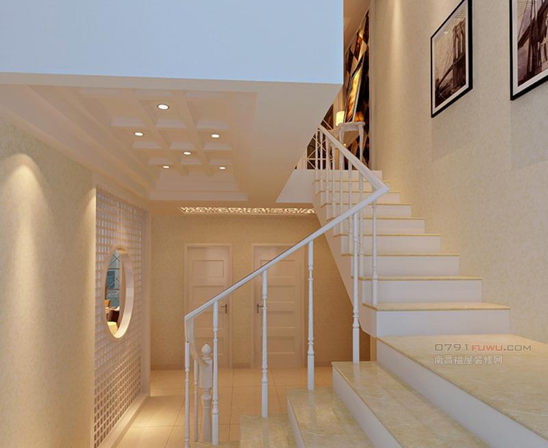 楼梯系列 黑龙江哈尔滨实木楼梯|哈尔滨钢木实木|楼梯图片