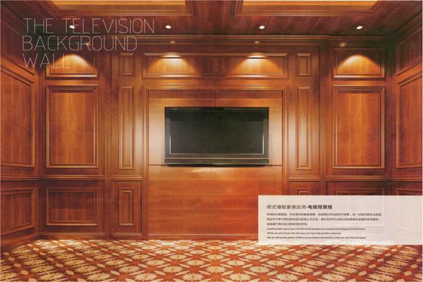 护墙板木材是属于不良导体,采用护墙板的房间会冬暖夏凉,而且因为木材本身对房间空气湿度可以起到调节作用,所以在欧洲有着数百年历史的古堡及皇宫中,护墙板随处可见,是高档装修必须的选择。经国家级权威部门检测保温效能超过国家现有标准,安装房间和普通板安装室内温度相差7度;和油漆相比更是相差10度,达到明显的节能效果。