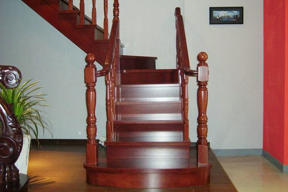 jh实木楼梯 018