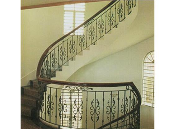 三折楼梯装设计图