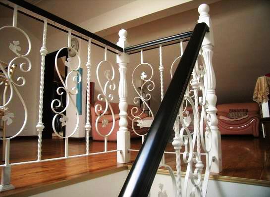 铁艺楼梯扶手系列