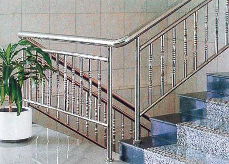 不锈钢楼梯扶手 不锈钢楼梯扶手系列 聚鑫不锈钢