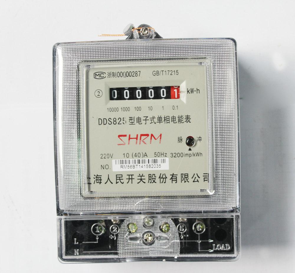 dds825型电表接线图