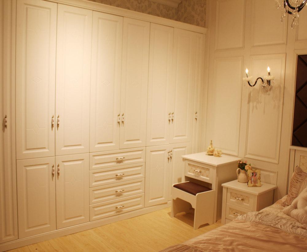 自己做简单衣柜的步骤图片