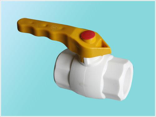 名称: 钢芯球阀 名牌: 老吕塑胶 型号: ppr管件 价格图片