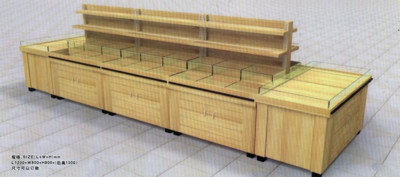 实木货架03 河南利丰货架厂,河南(郑州)哪里有卖货架