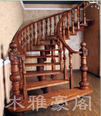 实木楼梯 (44)