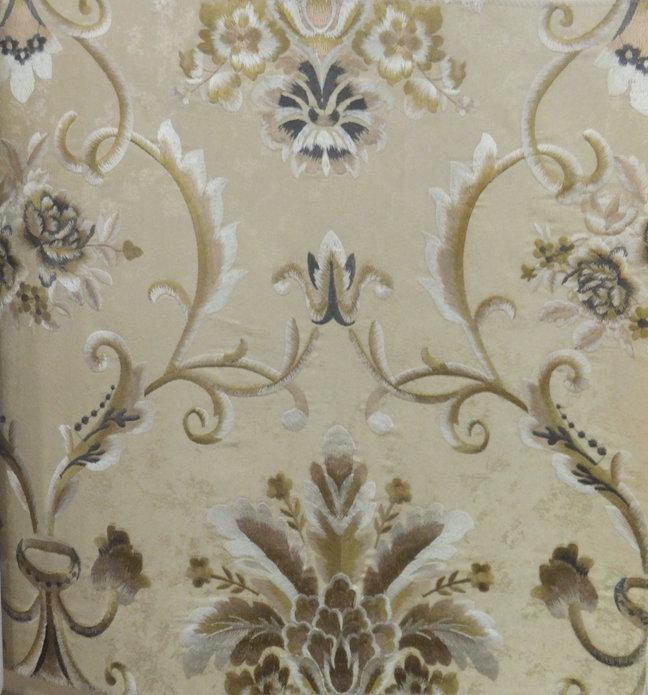 呼市免胶无缝墙布|呼市3d刺绣壁布
