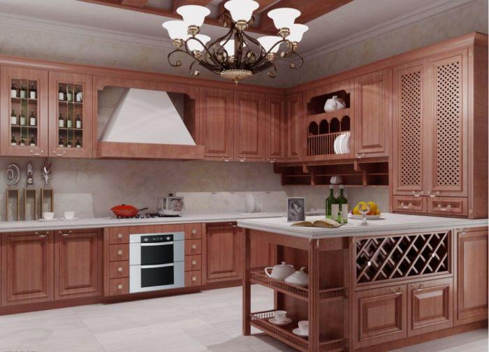 3,从橱柜到厨房,整体橱柜离整体厨房的概念还有一定的距离