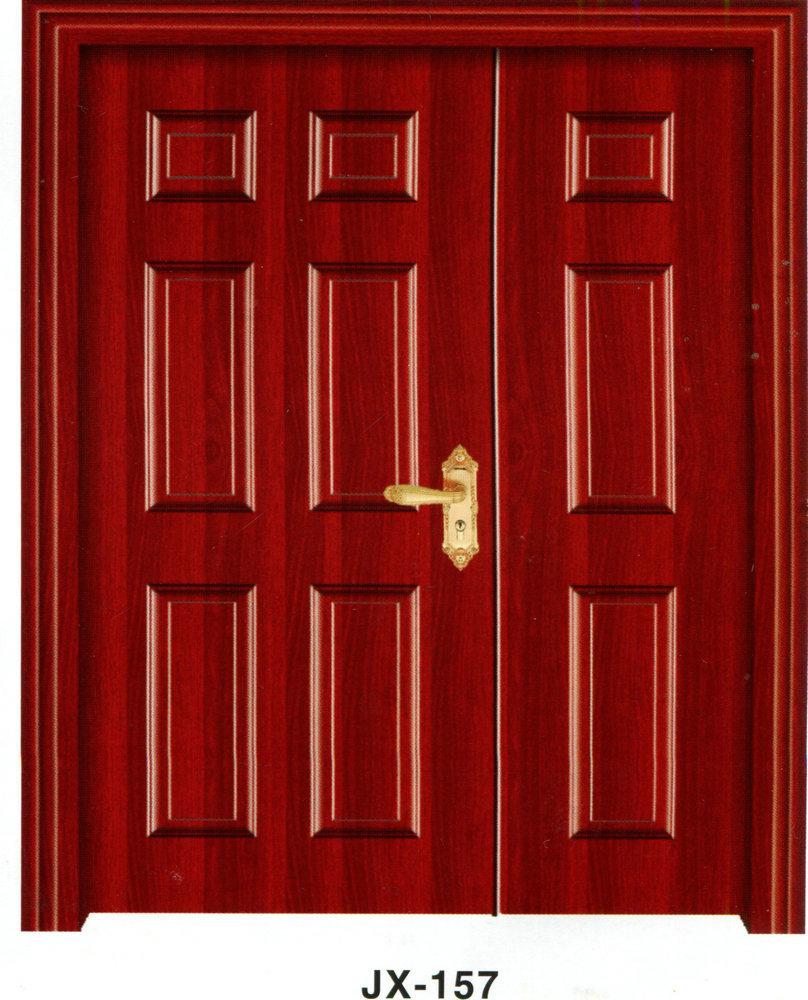 钢木室内门系列27 河南郑州实木烤漆门批发,代理,厂家