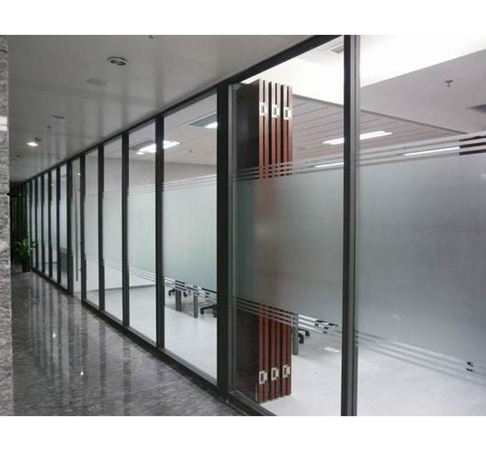 单玻璃隔断系列 02