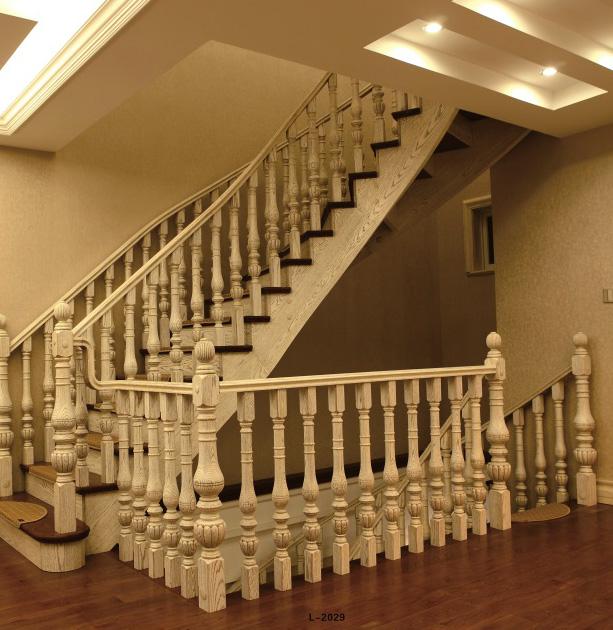 实木楼梯 l-2029