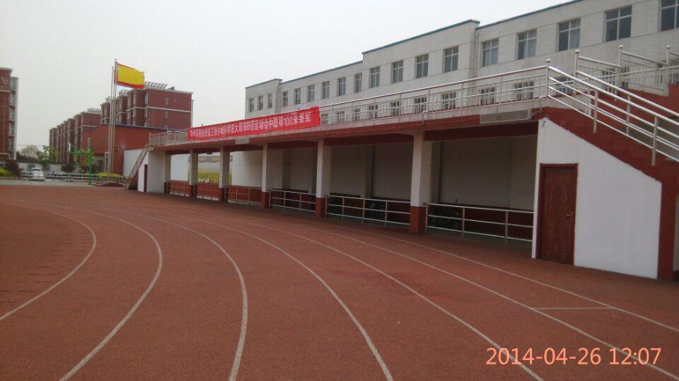 山西明贤高级中学校园