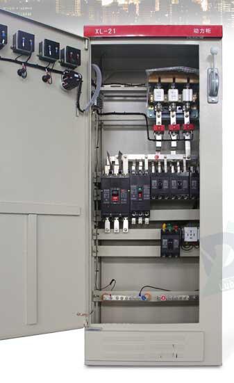 德力西配电柜xl21熔断式隔离开关柜