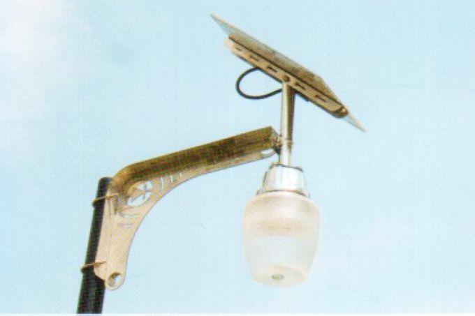 太阳能苹果灯