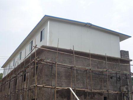 彩钢活动房 彩钢活动房 产品介绍: 新型空间结构-金属
