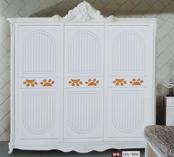 欧式雕刻衣柜门图片大全