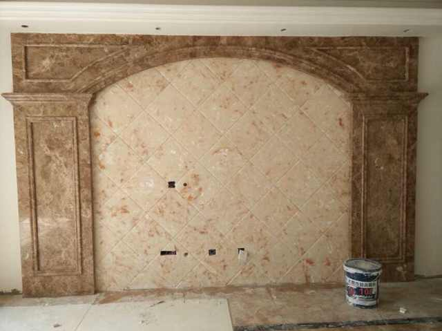 背景墙装饰设计可以画龙点睛出整个居家的装修风格,以及居家主人的
