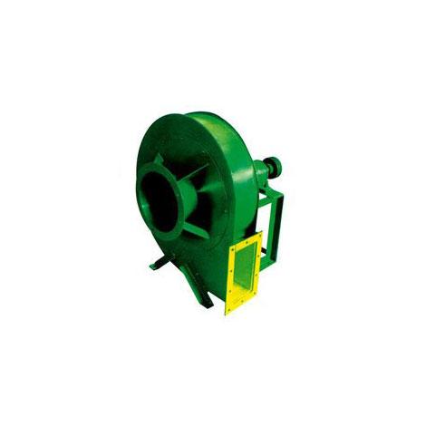 风机的主要结构部件是叶轮,机壳,进风口,支架,电机,皮带轮,联轴器